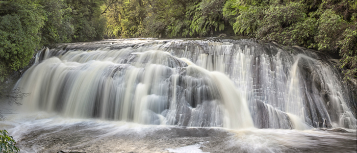 Greymouth Waterfalls